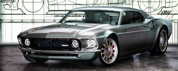 Ford Mustang Mach 40 - Cand legendele colideaza