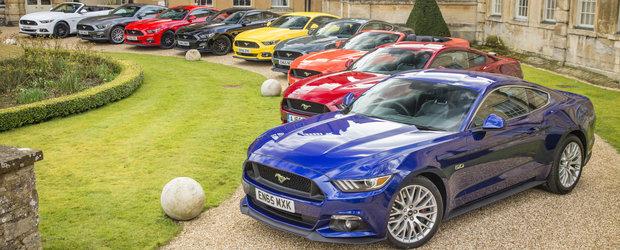 Ford Mustang ramane de neinvins. A fost cel mai vandut coupe sportiv si cea mai vanduta sportiva in 2019