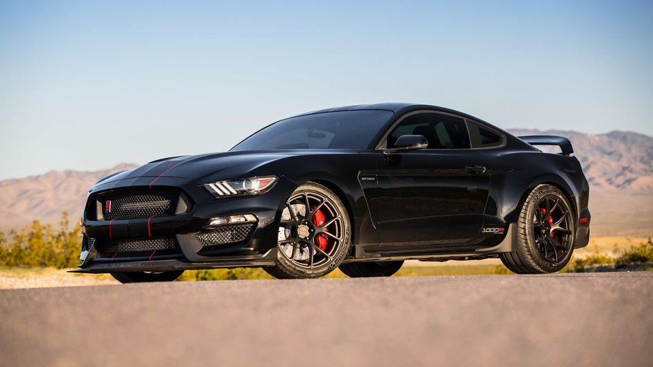 Ford Mustang Shelby GT350 Fathouse Performance