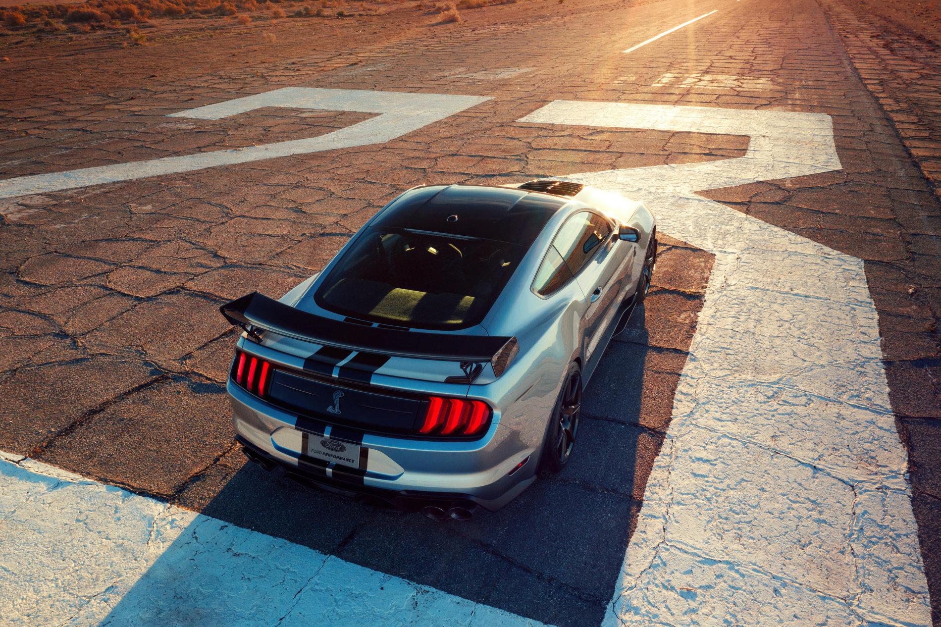 Ford Mustang Shelby GT500 - Ford Mustang Shelby GT500