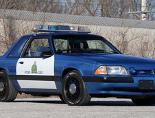 Ford Mustang SSP Police Car