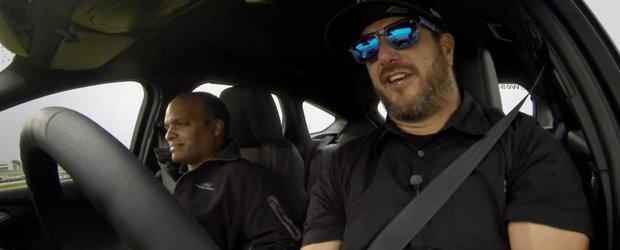 Ford ne arata alaturi de Ken Block povestea noului model Focus RS