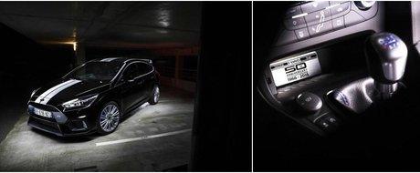 Ford ofera patru modele aniversare, dar vor fi disponibile doar in Franta
