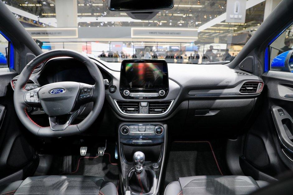 Ford Puma - Poze de la Frankfurt
