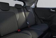 Ford Puma - Versiunea de baza