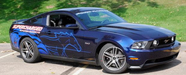 Ford Racing urca puterea noului Mustang GT pana la 624 CP!