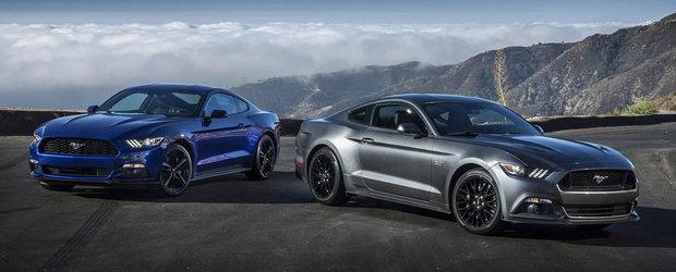 Ford recheama in service noul Mustang pentru ca... portiera soferului poate sa cada