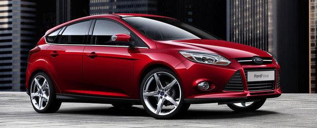 Ford recheama in service peste 140.000 de masini Focus