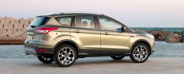 Ford Romania estimeaza 450 de unitati de Kuga vandute anul acesta
