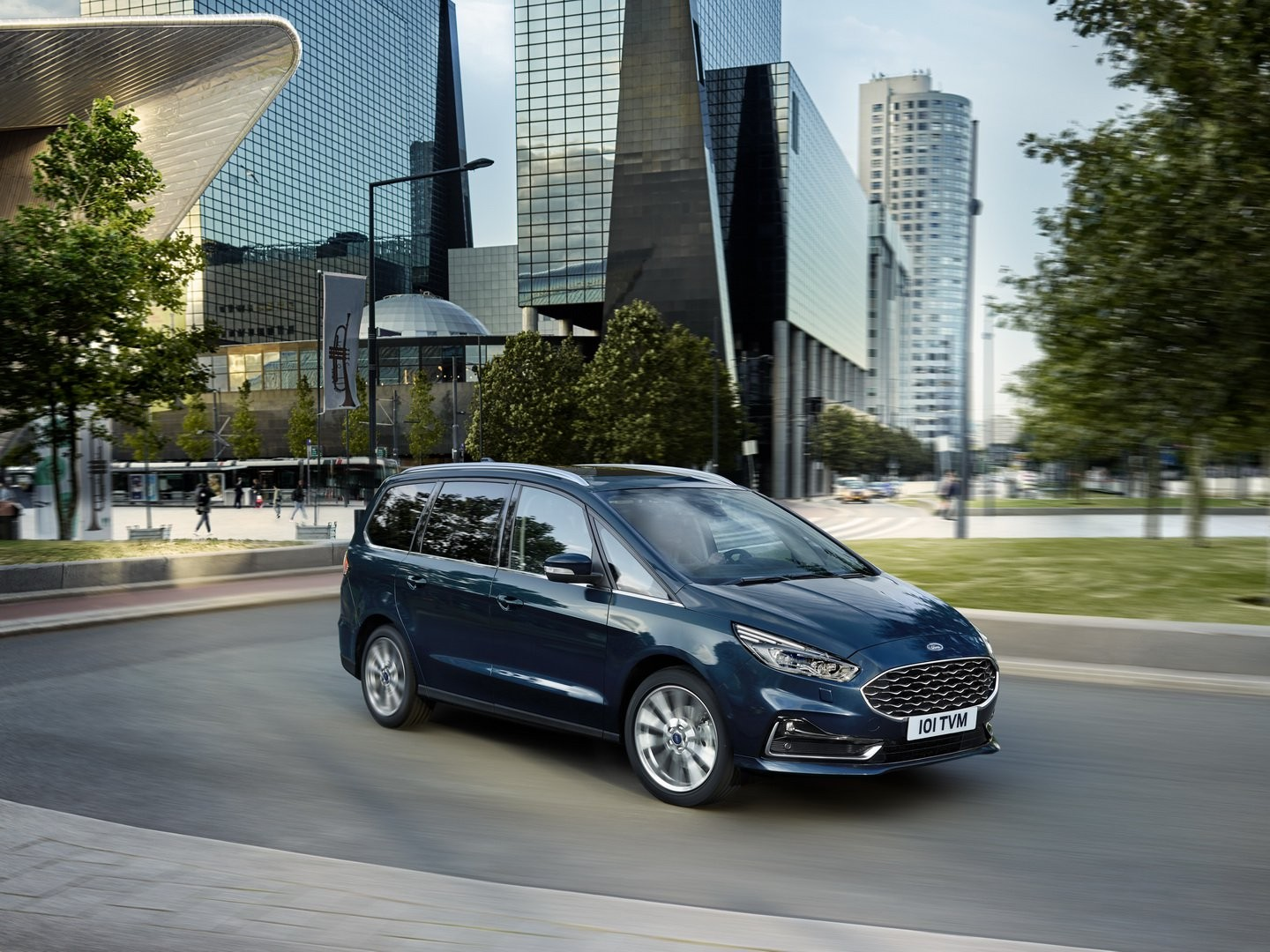 Ford S-Max si Galaxy Facelift - Ford S-Max si Galaxy Facelift