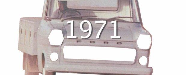 Ford sarbatoreste modelul Transit aflat la numarul 7.000.000