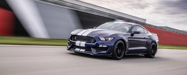 "Ford schimba foaia din 2019. Shelby GT350 primeste imbunatatiri care-l fac ""imbatabil pe circuit"""