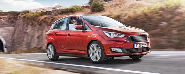 Ford schimba foaia in Europa. Renunta definitiv la un model si concediaza circa 1.600 de angajati