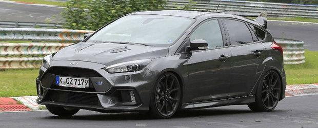 Ford se gandeste sa renunte definitiv la viitorul Focus RS500. Uite aici motivele