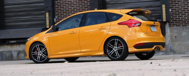 Ford se ofera sa-ti modifice Focus-ul ST pentru a nu pierde garantia masinii