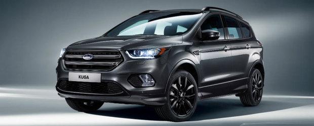 Ford se pregateste sa lanseze noul Kuga in Europa. Acesta va ajunge in Romania in luna decembrie