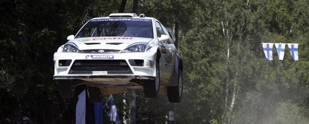 Ford se retrage din Campionatul Mondial de Raliuri
