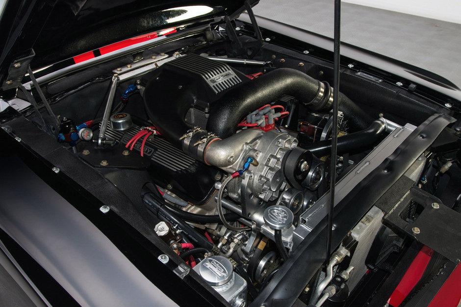 Ford Shelby Mustang GT500E Super Snake