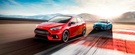 Ford si-a ascultat fanii. Focus RS primeste diferential LSD si alte cateva noutati