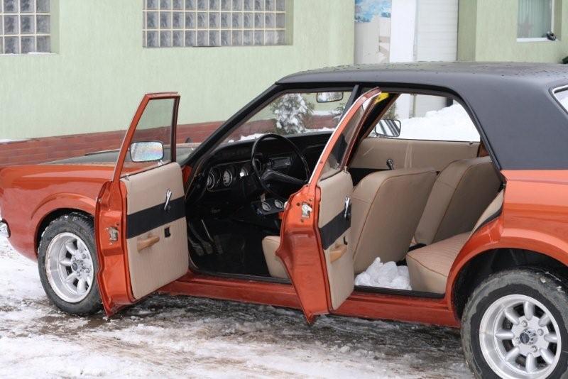 Ford Taunus by Gabriel - Tentatia seductiei: Ford Taunus by Gabriel