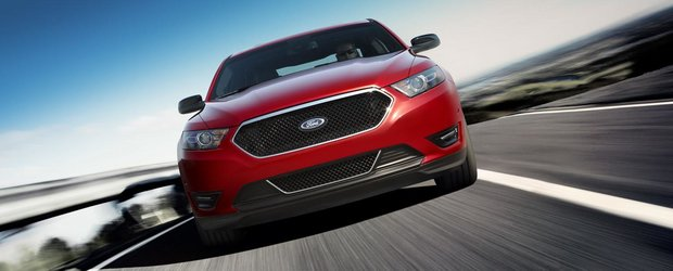 Ford Taurus SHO in actiune