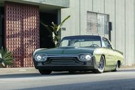 Ford Thunderbird din 1963
