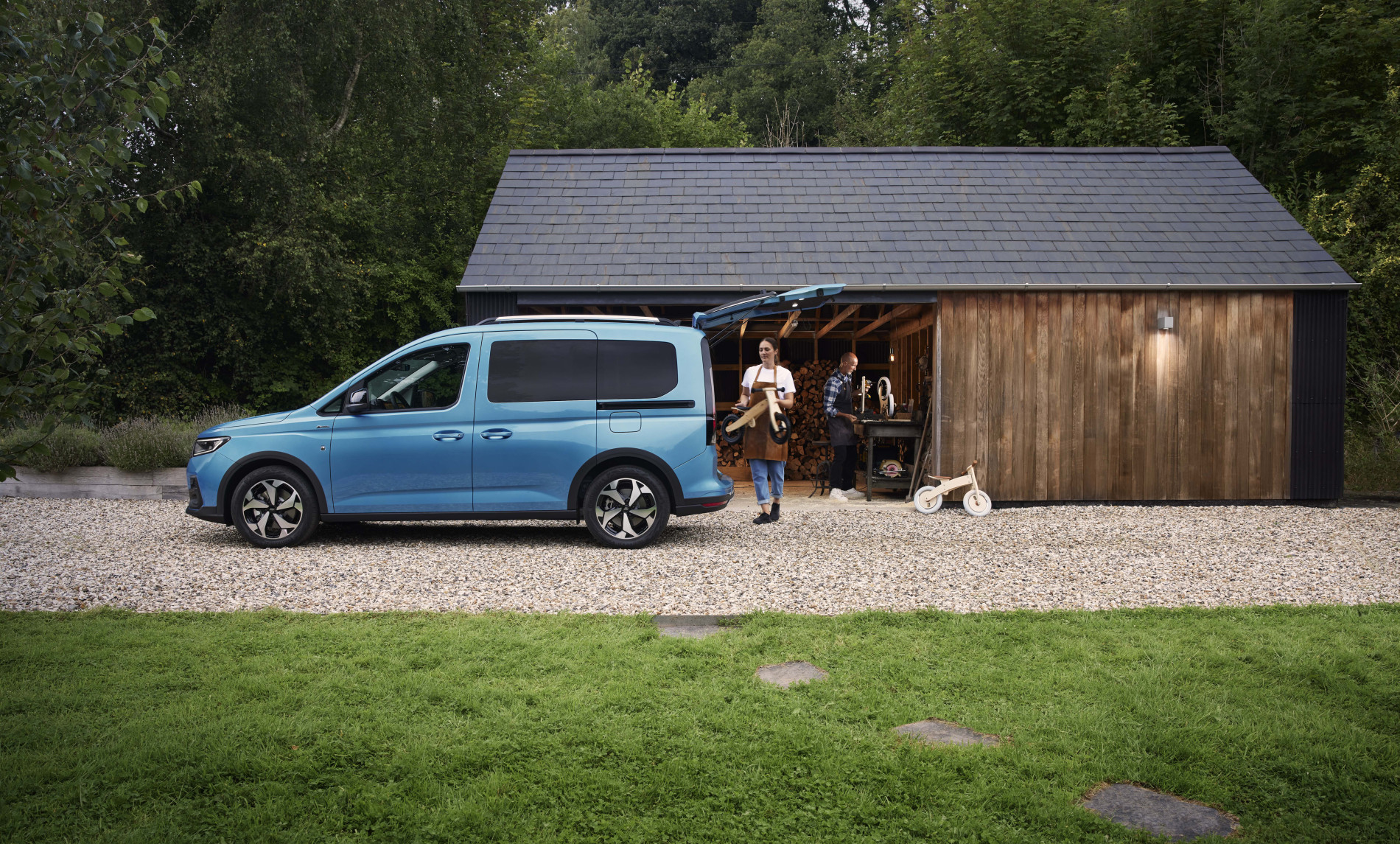 Ford Tourneo Connect - Ford Tourneo Connect