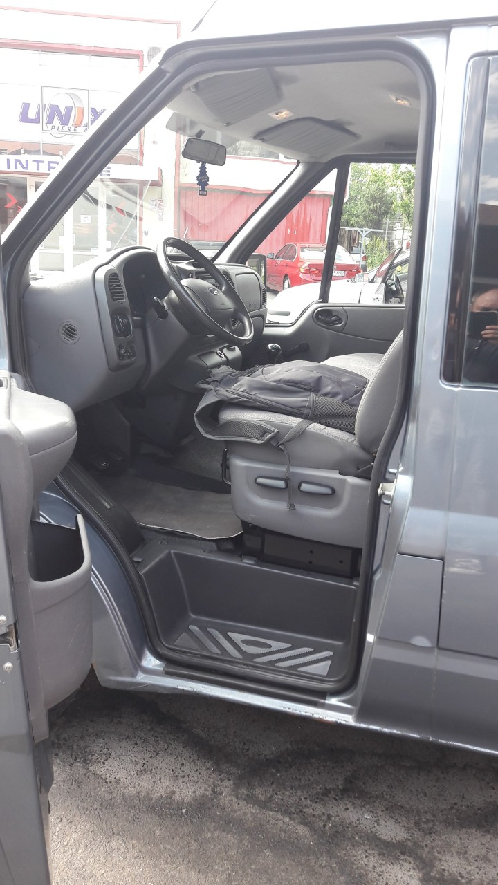 Ford Transit 1.9 TDI 2006