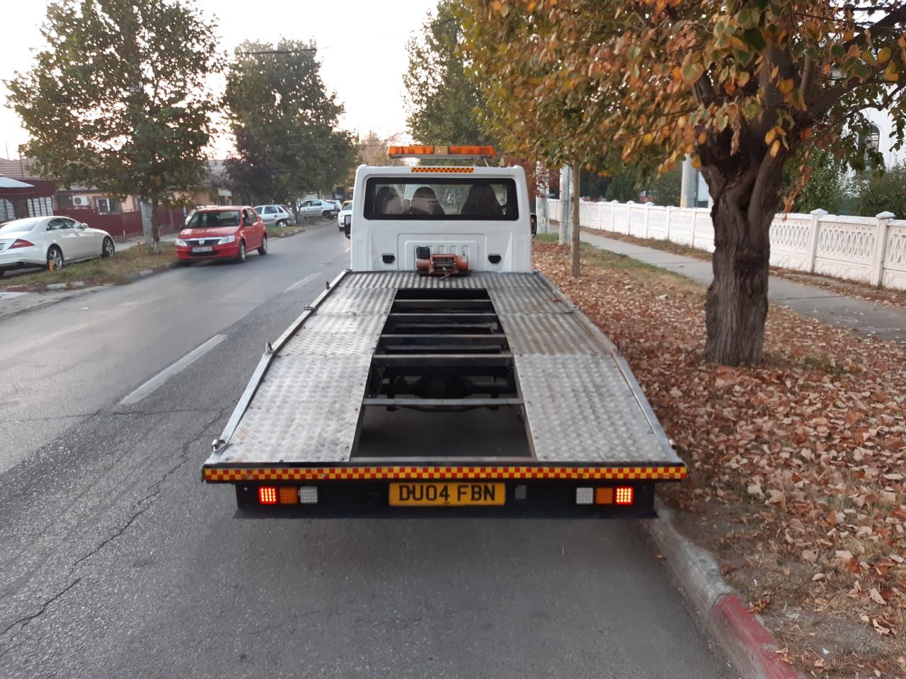 Ford Transit 2.4 DIESEL 2005