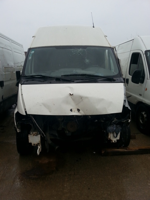 Ford transit 2.4d, 90cp, 2006.