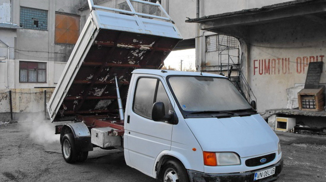 Ford Transit Basculabil Inmatriculat 1138237