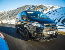 Ford Transit by Ken Block