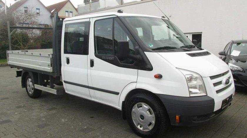 FORD TRANSIT cab. dubla - rate, leasing, garantie