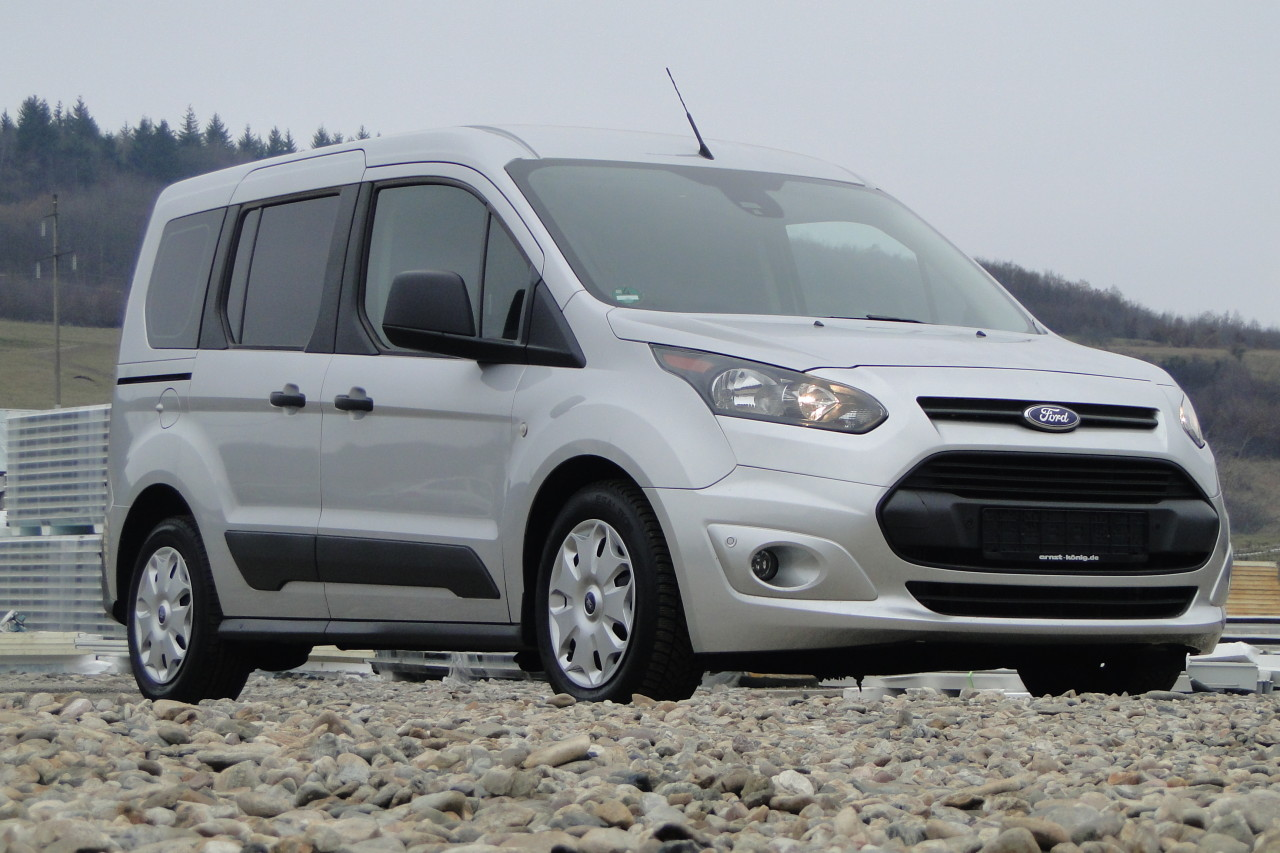 Ford Transit Connect 1.5tdci 2016