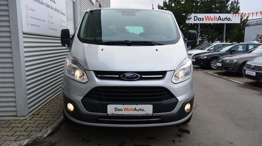 Ford Transit Custom 8+1 locuri 2.0 TDCI