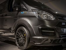 Ford Transit MS-RT Custom R-Spec