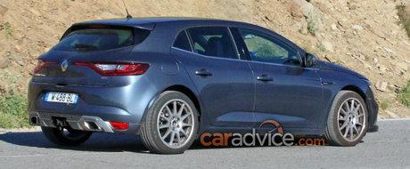 Ford-ul Focus RS are de ce sa se teama. Astea sunt cele mai noi detalii despre viitorul Renault Megane RS