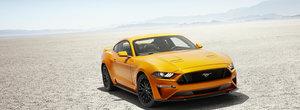 Ford-ul Mustang ales pentru al doilea an la rand cea mai vanduta sportiva din lume