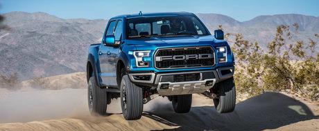 Ford vrea sa revolutioneze condusul in off-road. Niciun alt producator nu mai ofera acest sistem