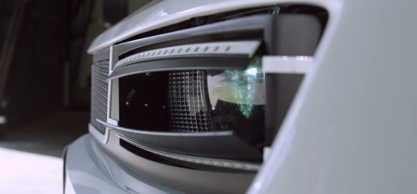 Forgiato readuce farurile ascunse pe noul Chevrolet Camaro