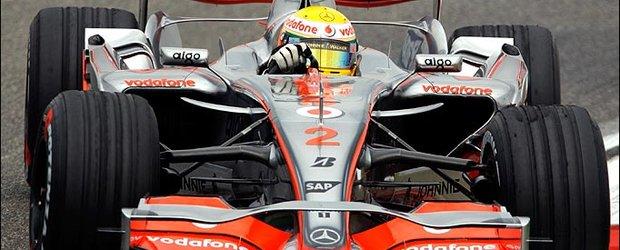 Formula 1: Hamilton a castigat pe Ring a doua cursa din 2011