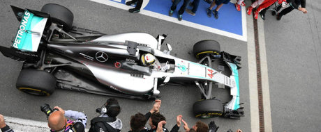 Formula 1: Lewis Hamilton castiga Marele Premiu al Canadei datorita unei strategii impecabile