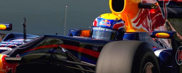Formula 1: Mark Webber le spune rivalilor sa-si vada de treaba
