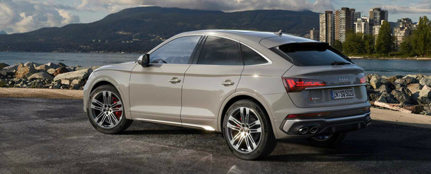 Forta TDI! Audi lanseaza un nou SUV coupe cu 341 CP si motor diesel