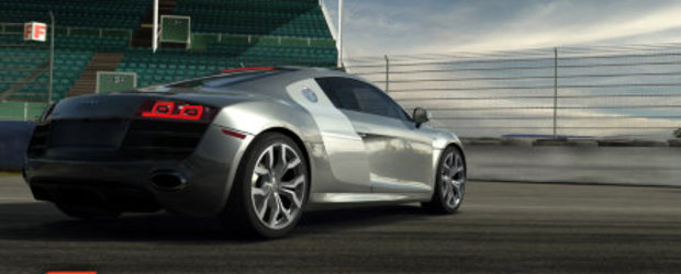 Forza Motorsport 3 vine in octombrie