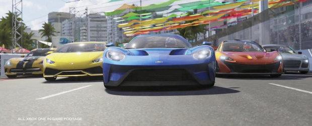 Forza Motorsport 6 scoate la inaintare tot ce are mai bun de oferit