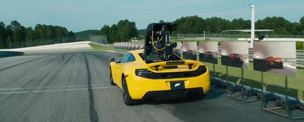 Forza Motorsport ne face cunostinta cu cel mai rapid 'camera car' din lume