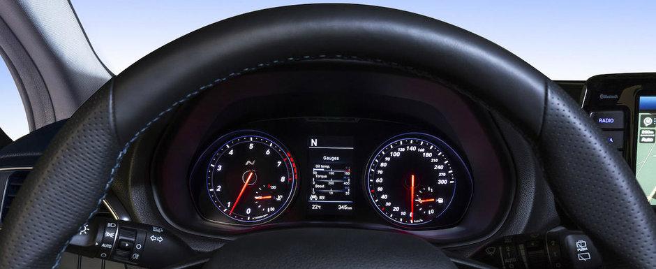 Fostul inginer sef al diviziei BMW M a creat un hot-hatch care rivalizeaza cu Volkswagen Golf GTI. GALERIE FOTO