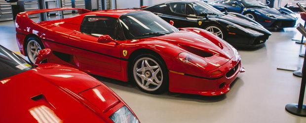 FOTO: In showroomul exclusivist Miller Motors din Connecticut