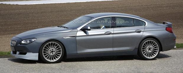 Foto Spion: Alpina pregateste o noua surpriza - modelul B6 BiTurbo Gran Coupe